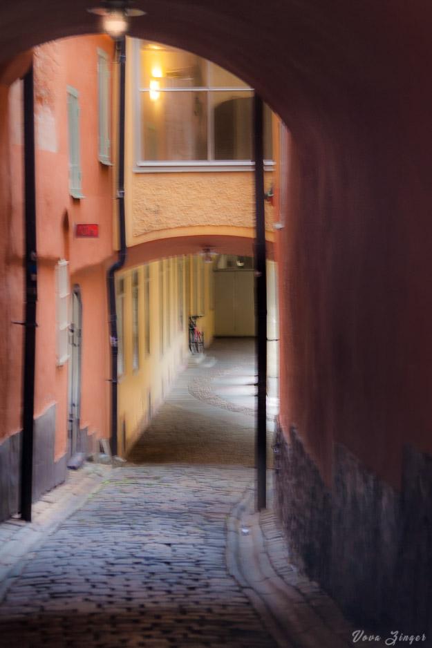 Passageway, Stockholm